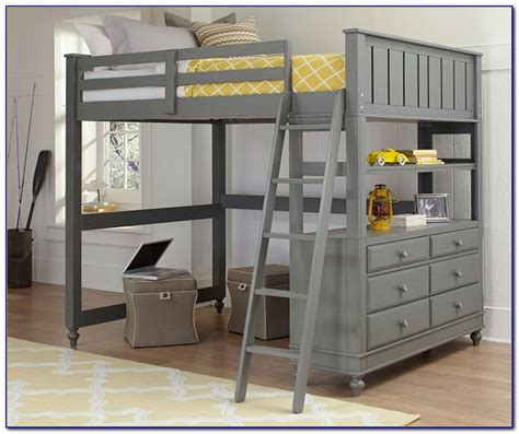Twin Size Loft Beds For Adults   Bedroom : Home Decorating ...