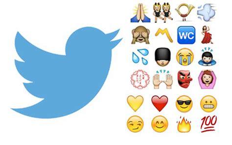 Twitter añadiría más emojis para decir más que me gusta