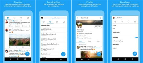 Twitter is testing a native version of its Twitter Lite ...