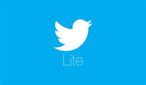 Twitter Lite Officially Launched   A Super Lightweight ...