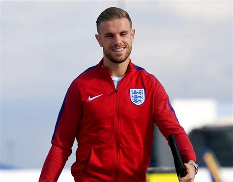 Twitter reacts as Jordan Henderson is named England ...
