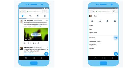 Twitter s new Lite app loads quickly and saves data on ...