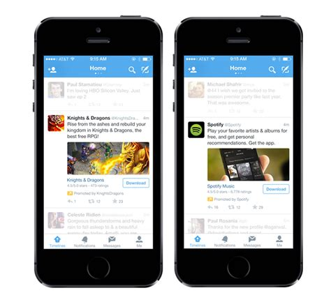Twitter Takes Aim At Facebook's Core App Install Business ...