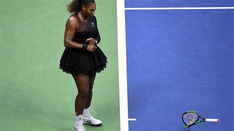 Twitter users slam  repugnant, racist  cartoon of Serena ...