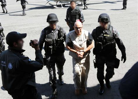 Two high-ranking Mexican drug cartel leaders extradited to ...