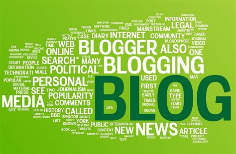 Types of Blogs - Six Different Types of Blogs Examples