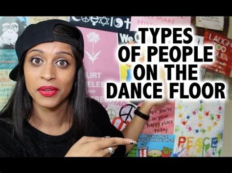 Types of People on the Dance Floor - YouTube