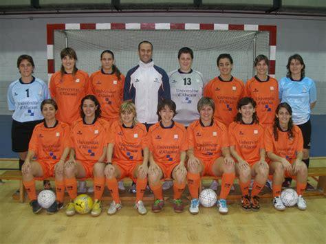 UA Fútbol Sala Femenino · Información