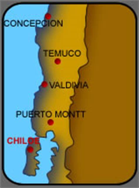 Ubicación :: Cultura Mapuche :: Arte en Chile