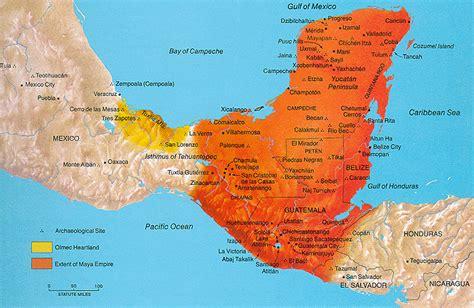 Ubicación del maya yucateco