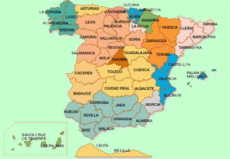 Ubicacion geografica de España - ¿Dónde queda?.