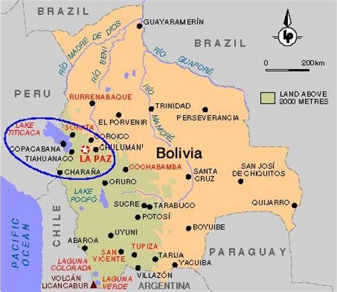 Ubicación Geográfica de la Cultura Tiahuanaco - HISTORIA ...