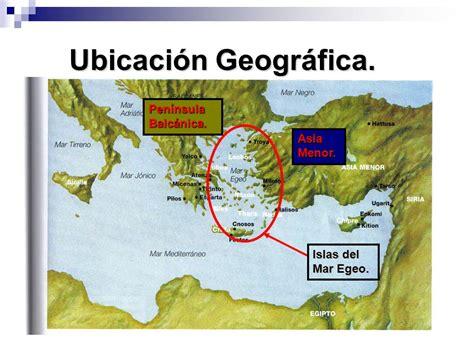 Ubicación Geográfica. Península Balcánica. Asia Menor ...