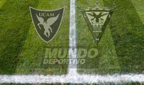 UCAM Murcia vs Mirandés: LaLiga2: partido y resultado en ...