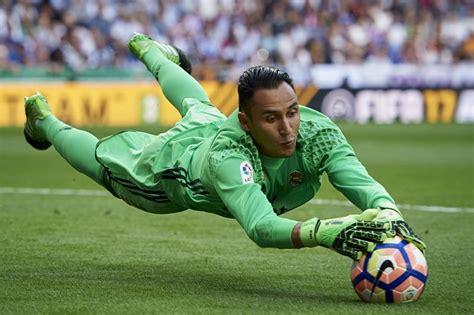 UCL: Real Madrid Making History – Keylor Navas - Global ...
