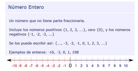 UD. 03 NÚMEROS ENTEROS « MATEMÁTICAS DE 6º DE PRIMARIA