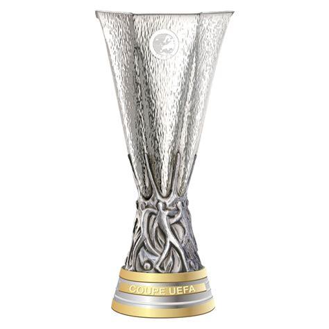 UEFA Europa League Pokal Nachbildung 150 mm
