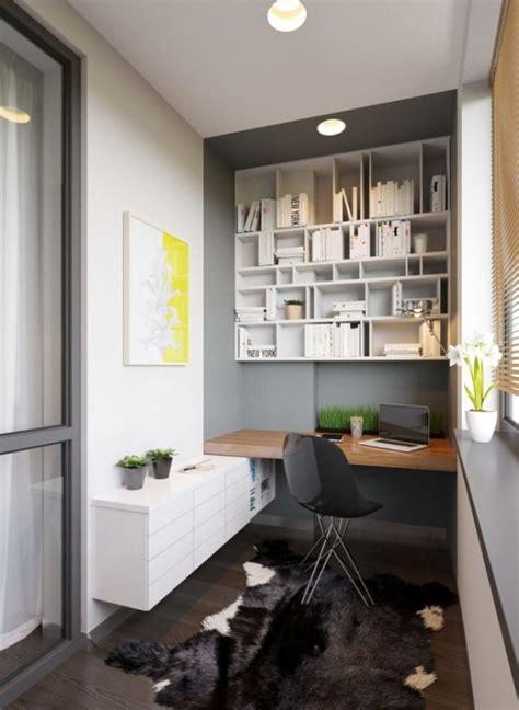 uffici piccoli, ma funzionali! 33 idee Lasciatevi ispirare...