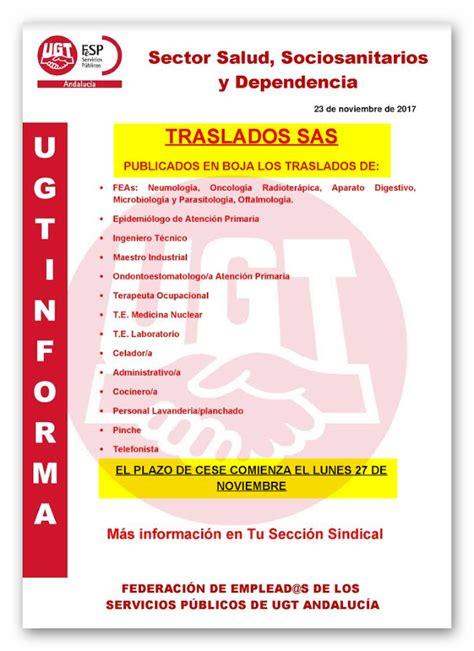 UGT Distrito Sanitario Málaga Guadalhorce: PUBLICACIÓN ...