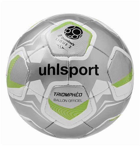 uhlsport dévoile  Triomphéo , ballon officiel de la Domino ...