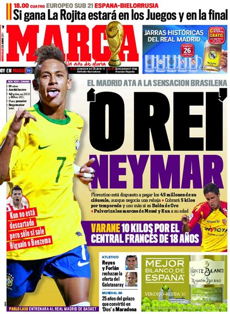ÚLTIMA HORA: Neymar al Real Madrid | Visto en Forocoches