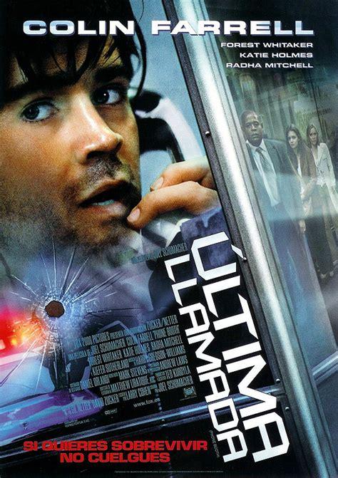 Última llamada   Película 2002   SensaCine.com