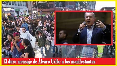 ÚLTIMAS NOTICIAS DE HOY COLOMBIA | El duro mensaje de ...