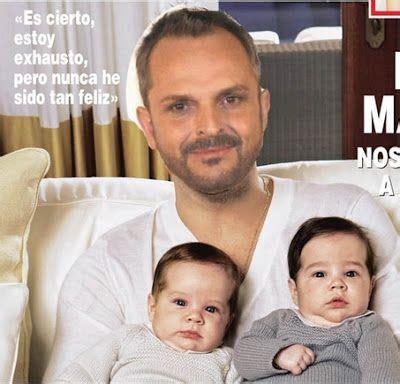 Ultimas Noticias: Miguel Bose confeso que tiene 4 hijos ...
