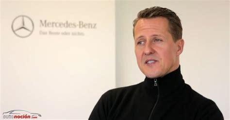 Últimas noticias sobre el estado de Michael Schumacher