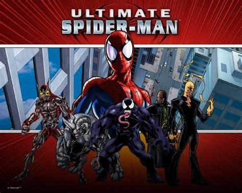 Ultimate Spider Man Disney XD HDTV Latino   Descargar Gratis