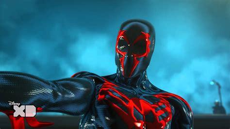 Ultimate Spider Man   Web Warriors: Spider Man 2099 ...