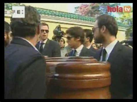 Último adiós a Antonio Rivera, padre de 'Paquirri' - YouTube