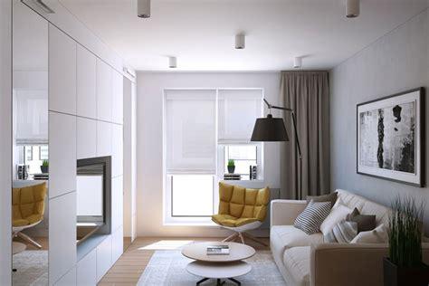 Um apartamento pequeno e moderno para você se inspirar ...