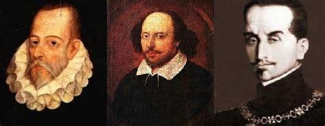 Un 23 de abril murieron Cervantes Saavedra, Shakespeare y ...
