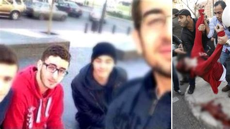 Un adolescente es fotografiado instantes antes de morir en ...