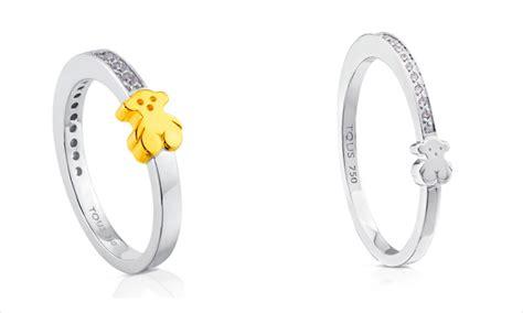 ¿Un anillo de compromiso de Tous? Por supuesto que 'sí ...