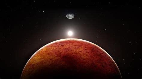 Un año dura 687 días y 13 curiosidades del planeta Marte ...