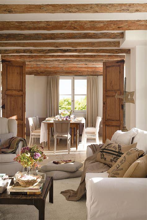 Un antiguo pajar en ruinas convertido en una preciosa casa ...