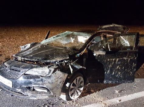 Un aparatoso accidente ocurre cerca de Golosalvo - La ...