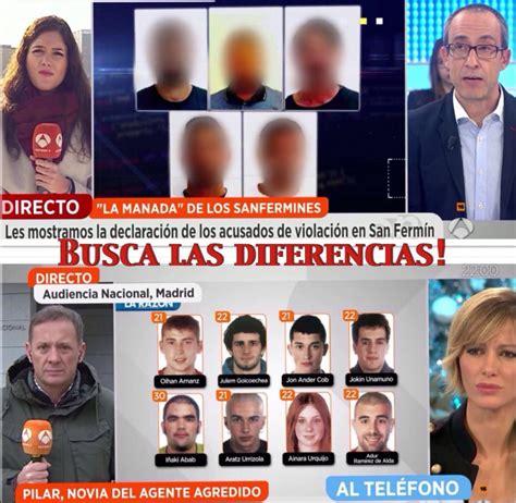 """UN APLAUSO INTERNACIONAL DE APOYO A LA VÍCTIMA DE """"LA ..."""