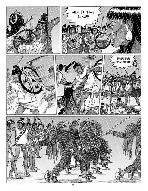 Un cómic de la cultura Maya que te dejará sin aliento por ...
