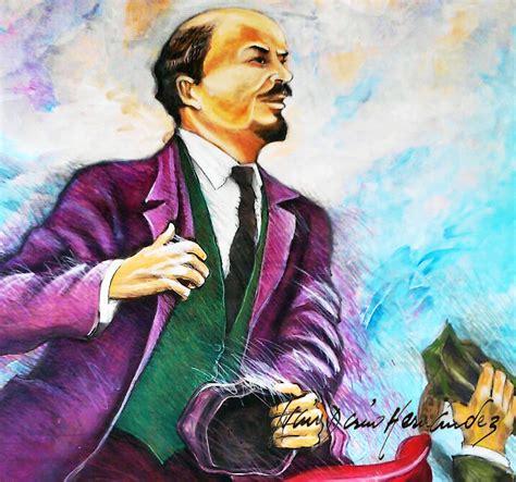 Un dia como hoy nació Vladímir Ilich Uliánov el popular ...