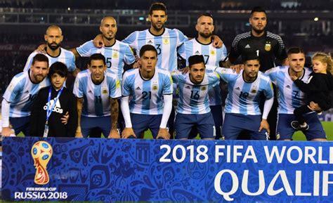 Un ex integrante de la Selección quiere que Argentina se ...