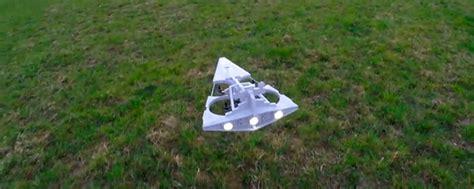 Un fan de  Star Wars  construye un dron inspirado en un ...