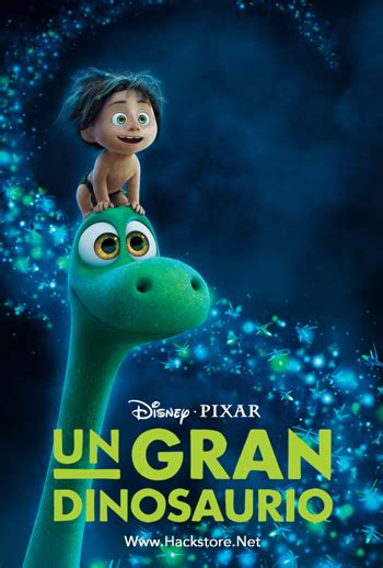 Un Gran Dinosaurio (2015) Blu-Ray RIP HD Audio Latino