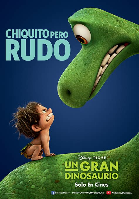 Un gran dinosaurio, nuevos posters   Divergente