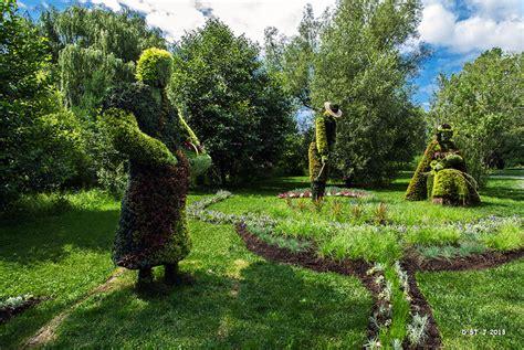 Un jardin à Montréal