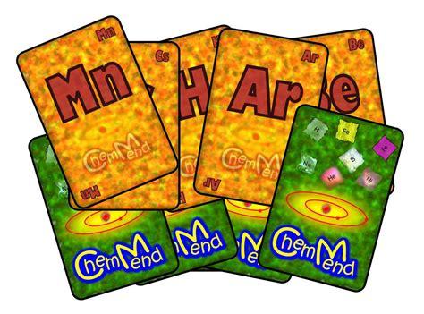 Un juego de cartas para aprender la tabla periódica ...