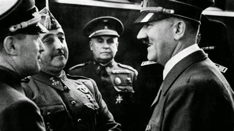 Un libro revela que Franco colaboró con Hitler en las ...