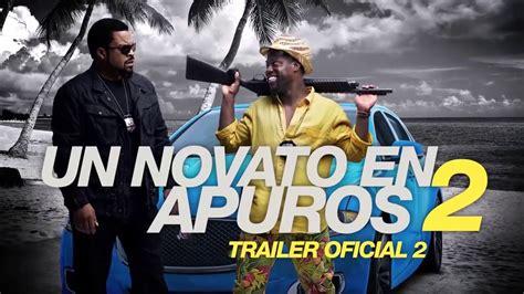Un Novato en Apuros 2 trailer en ESPAÑOL  PELÍCULA DE ...